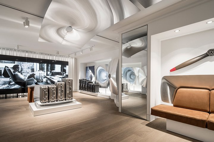 FLYING HIGH – RIMOWA CONCEPT STORE, LONDON
