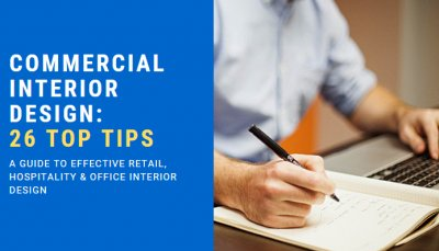 26 Tips For Effective Commercial Interior Design