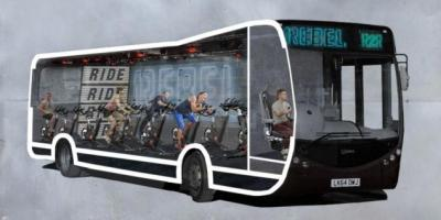 'Ride2Rebel' – Revolutionising the World of Work-Outs